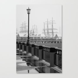 Tall Ships 1 Canvas Print