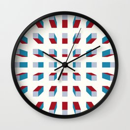 Depth perception - fall in Wall Clock