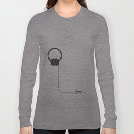For the love of music 2.0 Long Sleeve T-shirt