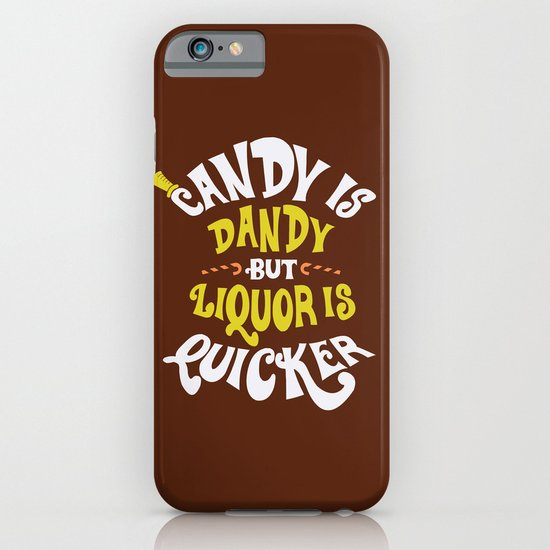 Candy is dandy iPhone & iPod Case