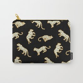 Leopard at Night Carry-All Pouch