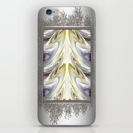 Nonstop Apple Blossom Abstract iPhone Skin