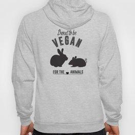 Proud to be Vegan Hoody