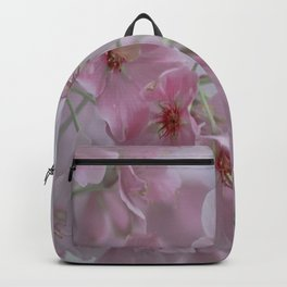 Delicate Pink Blossoms Backpack