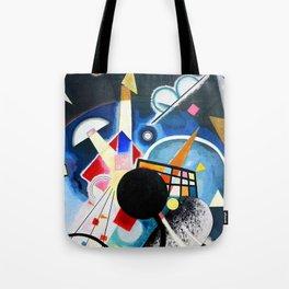 Wassily Kandinsky - A Center 1924 Tote Bag
