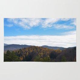 Romanian Landscape Rug
