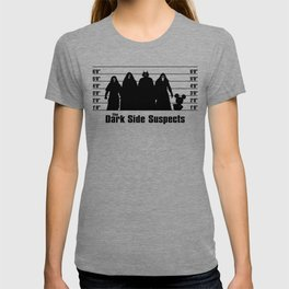 The Dark Side Suspects T-shirt