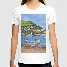 Newquay, Wales T-shirt