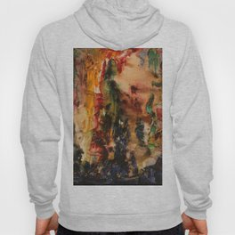 Vers le Songe et l'Abstrait, An Abstract Sketch by Gustave Moreau Hoody