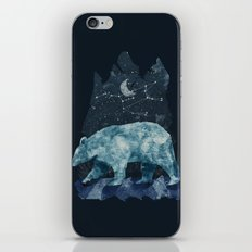 The Great Bear iPhone & iPod Skin