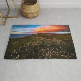 Rainbow over Donegal - Ireland (RR236) Rug
