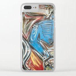 Amanti Lunari Clear iPhone Case
