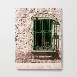 Yanahuara Metal Print