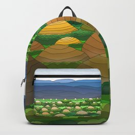 Chocolate Hill Backpack