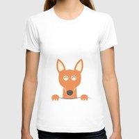 pocket T-shirts featuring Pocket Kangaroo by filiskun