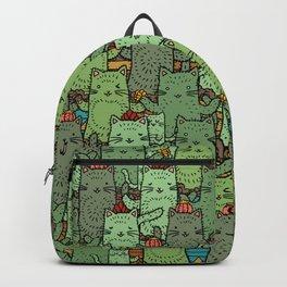 Catcus Garden Backpack