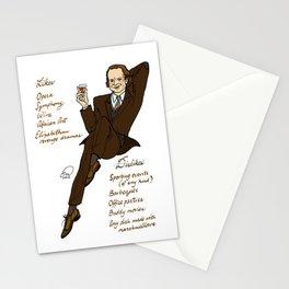 Frasier Crane Pin-up Stationery Cards