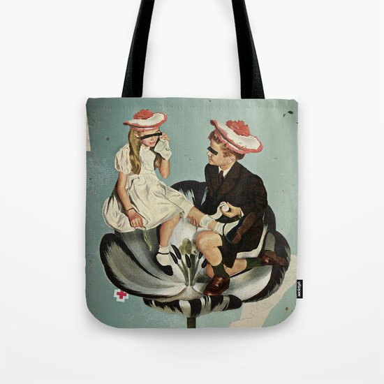Home Nursing Tote Bag