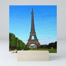 Paris_20190403_by_JAMColors Mini Art Print