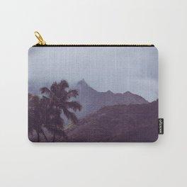 Misty Mountains - Kauai, Hawaii Carry-All Pouch