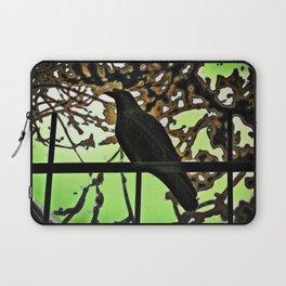 ...  the crow  ... Laptop Sleeve