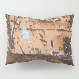 rusty Pillow Sham