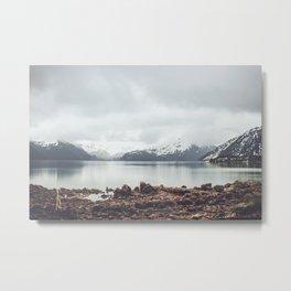 Garibaldi Lake Metal Print