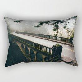Shepperd's Dell, Oregon Rectangular Pillow