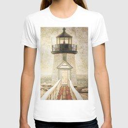 Brant Light Nantucket T-shirt
