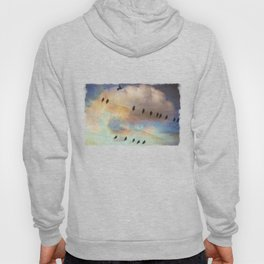 lazy birds Hoody