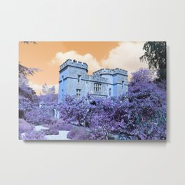 Castle Grounds II Metal Print