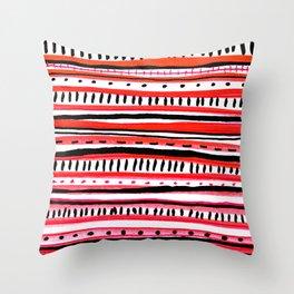 Sketchbook Bink 10 hot Throw Pillow