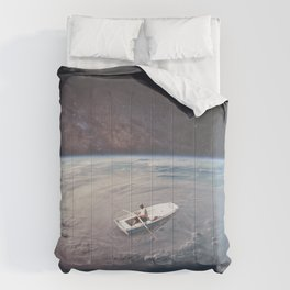 Rowing the Cosmos Comforters