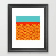 Miko 5 Framed Art Print