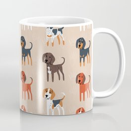 Coonhounds! Coffee Mug