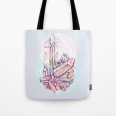 Crystalline II Tote Bag