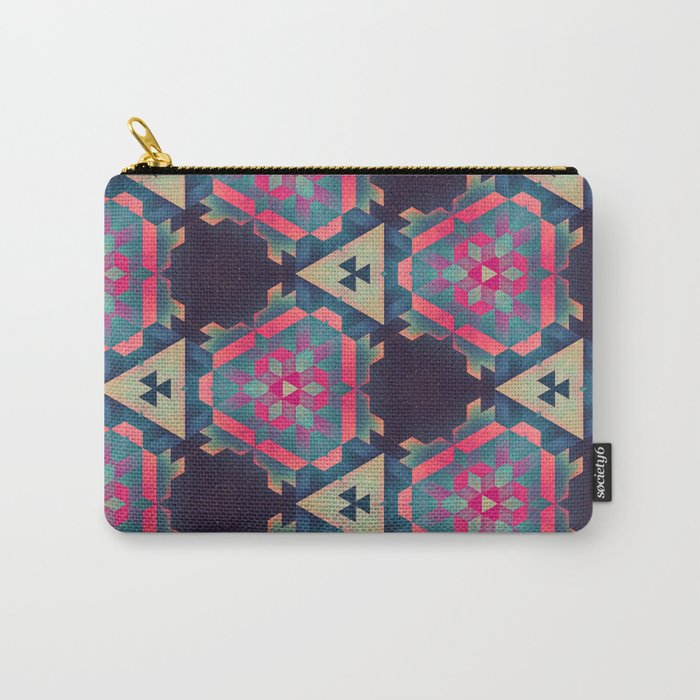 isyhyrrt ∞ cymplyx 1 Carry-All Pouch