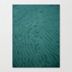 Deep Sea Trekking Canvas Print