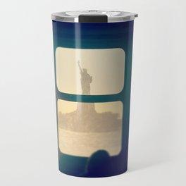 Window to Liberty Travel Mug