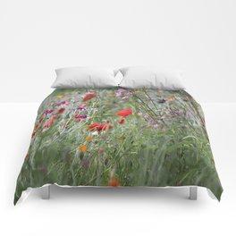 Meadow Flowers Comforters
