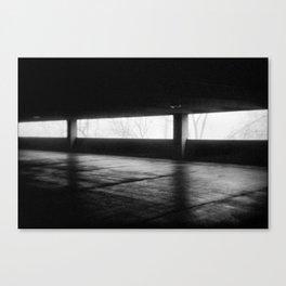 The Second Floor Canvas Print