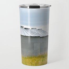Grain Bins 1 Travel Mug