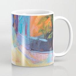 Santa Monica Streetcorner Coffee Mug
