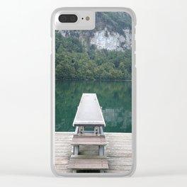Springboard Clear iPhone Case