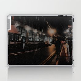 The Moment Passing By, Dublin, Ireland Laptop & iPad Skin