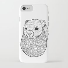 Mr. Rupel's Most Ingenuous Beard for Bears  iPhone 8 Slim Case