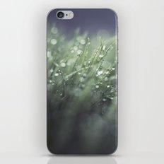 drops and bokeh iPhone & iPod Skin
