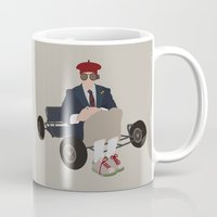 rushmore Mugs featuring rushmore by Live It Up