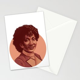 Space Queen Stationery Cards