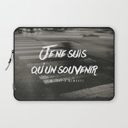 I'm Just a Memory Laptop Sleeve